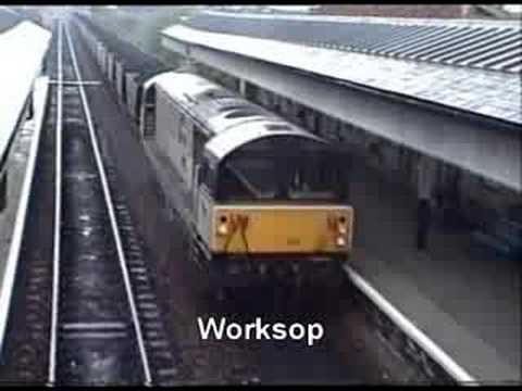 British Rail Eastern Region 1990
