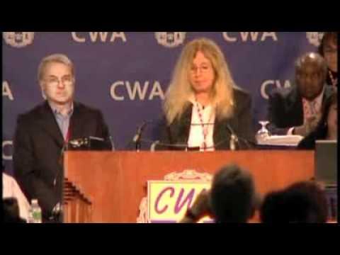 72nd CWA Convention Ado Wilhelm and Kornelia Dubbel