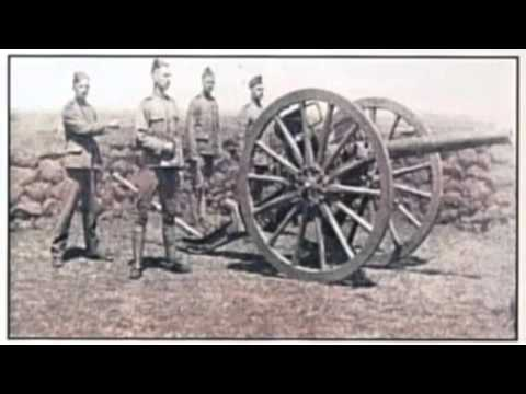 Africa at War - the battle of Spioenkop