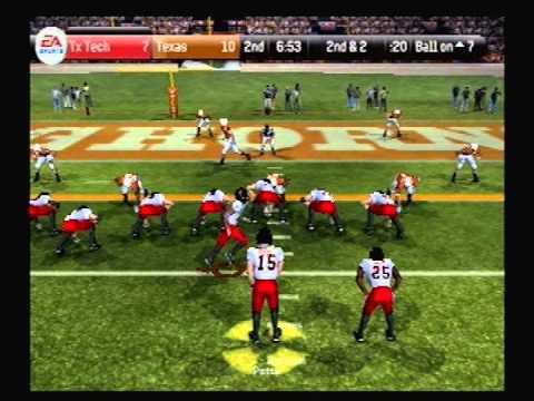 ncaa football texas ncaa football review