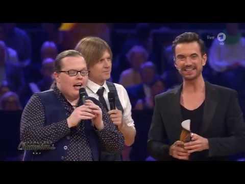 Florian Silbereisen en Kelly family An Angel Schlagerchampions 13 01 2018