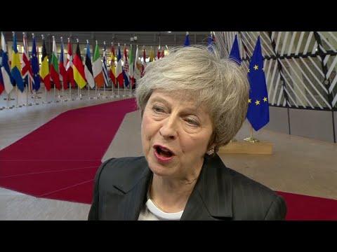 ماي تناقش مع المجلس الأوروبي إجراءات الخروج من الاتحاد  - نشر قبل 31 دقيقة