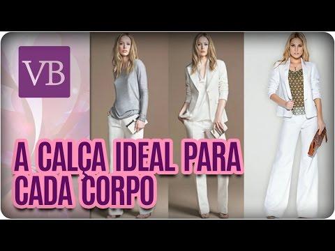 A calça ideal para cada tipo de corpo - Você Bonita (21/01/16)