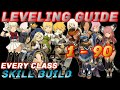 Dragon Nest Leveling Guide 1-90 + Fringe's Tips / All Class Skill Builds