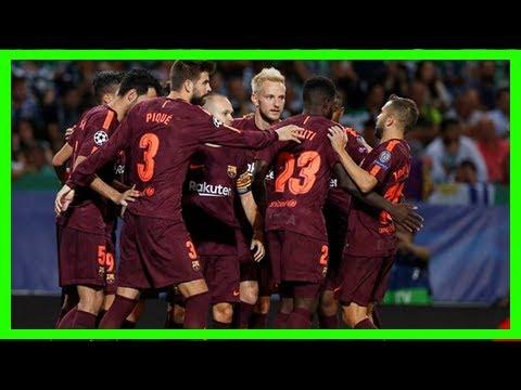 Breaking News | Barcelona faces 3rd-tier murcia in last 32 of copa del rey