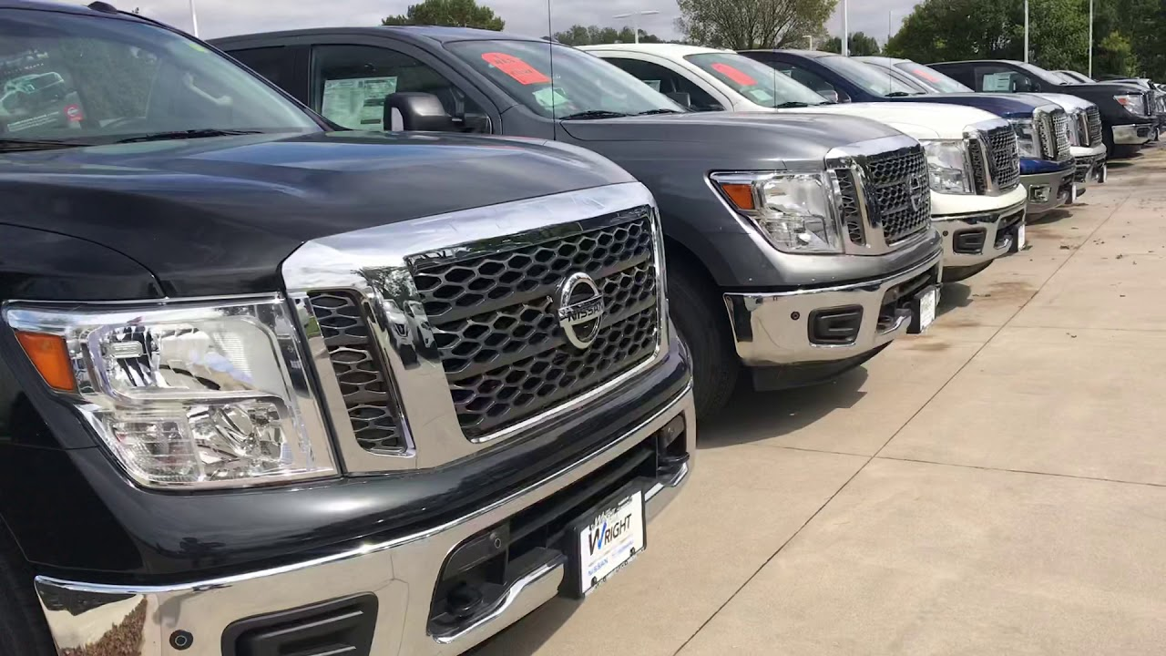 Delightful The American Made Truck... 2018 Nissan Titan!