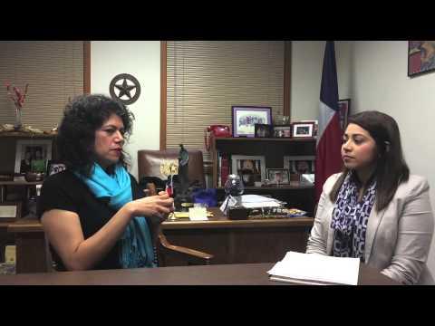 Hobby Fellow Interview: State Representative Carol Alvarado