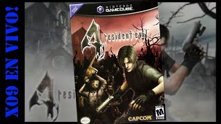 X09 Gameplay Resident Evil 4 GC Parte 1