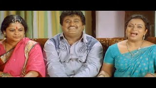 Marriage Broker Umashree and Komal Super Comedy Scene |  Vaare Vah Part-2 | Kannada Movie