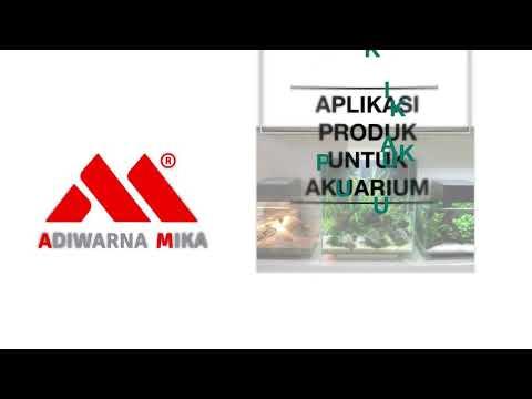 Acrylic Adiwarna Mika Untuk Aplikasi Pembuatan Akuarium (Aquarium)