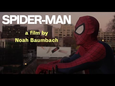 What if Noah Baumbach Directed SpiderMan?