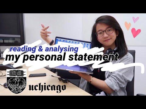 uchicago law school personal statement