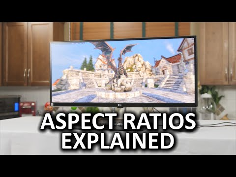 Aspect Ratios As Fast As Possible