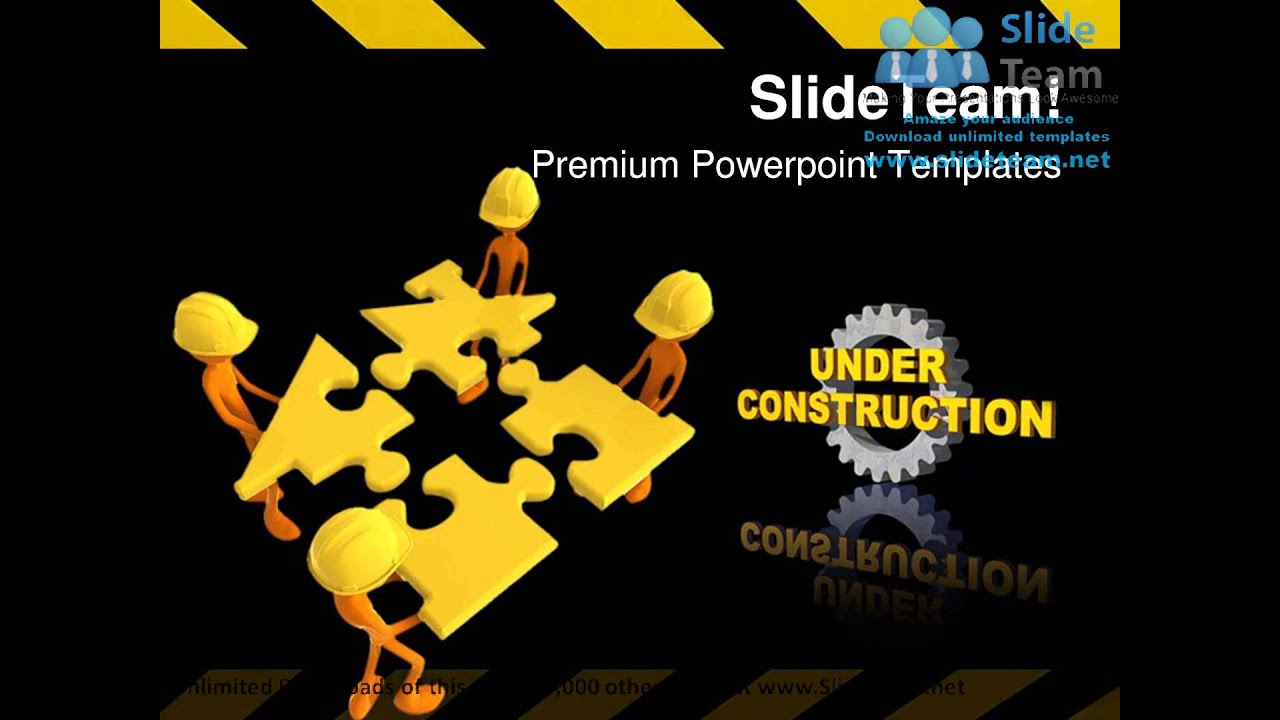 Team construction powerpoint templates themes and backgrounds ppt team construction powerpoint templates themes and backgrounds ppt slide designs youtube alramifo Images