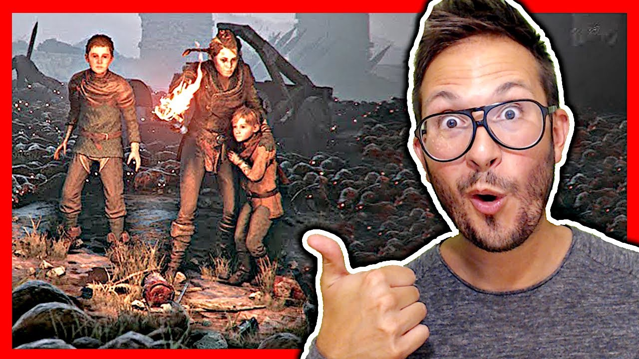 J'ai testé A Plague Tale Innocence : futur chef d'oeuvre made in France ? GAMEPLAY