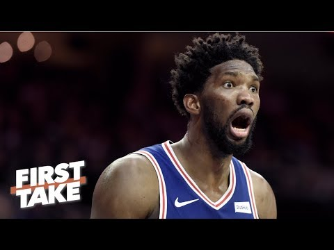 Joel Embiid is a top-10 player and nothing more right now – Max Kellerman | First Take