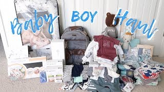 HUGE BABY HAUL | DIAPER BAG, CLOTHES, GADGETS & MORE | 2018