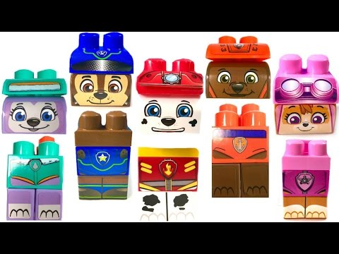 Thumbnail: Best Learning Colors Video for Children - Paw Patrol Ionix Match Heads Bodies