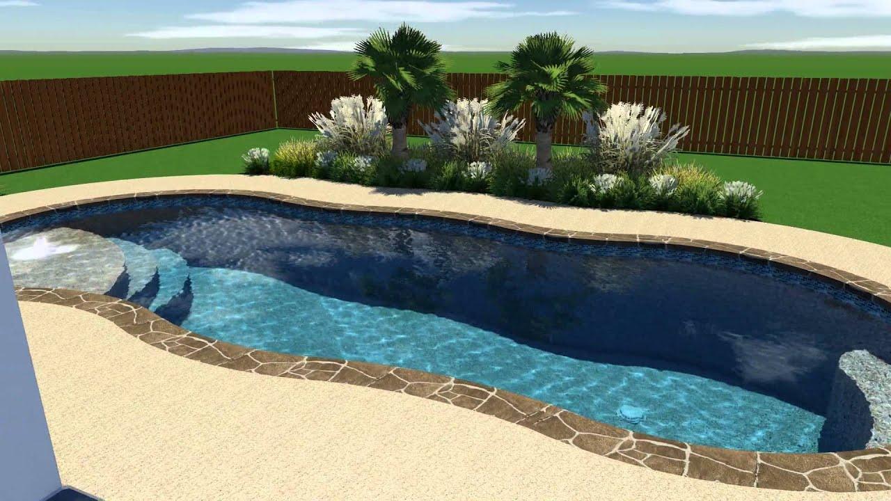 Johnston Pool Design By Backyard Amenities