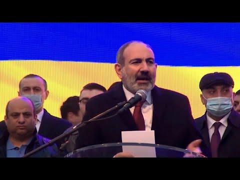 Митинги в Армении. Точка зрения сторонников власти