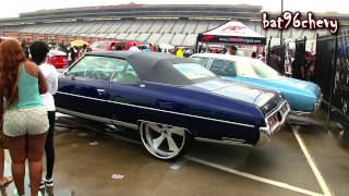 "1973 Caprice Classic Donk Vert on 26"" Amani Forged BRUSHED Wheels - 1080p HD"