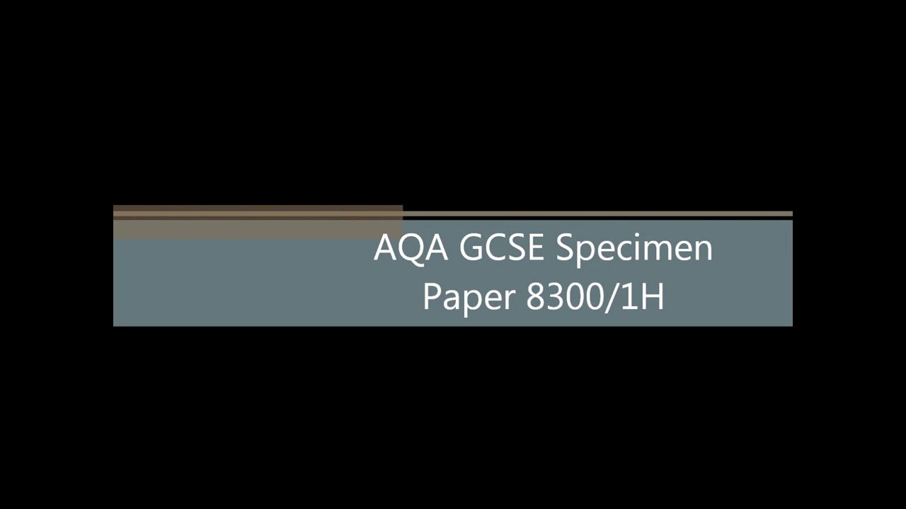 What are the maths grade boundaries for higher aqa maths?