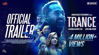 TRANCE Malayalam Movie | 4K Official Trailer | Fahadh Faasil, Nazriya Nazim | Anwar Rasheed