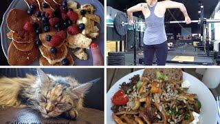 [FMA] Training, Makeup Aufbewahrung und im Katzencafé mit Isa