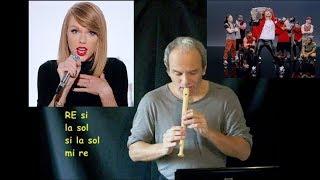 Taylor Swift - Shake it off (FACILISSIMA)