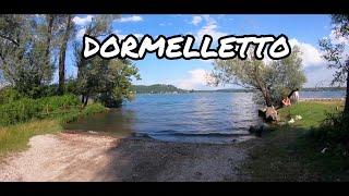 SPIAGGE DORMELLETTO (lago maggiore) 4k