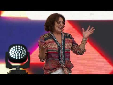 WE Day Canada - Margaret Trudeau speaks at WE Day Canada in Ottawa