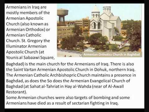 հայերը՝ Իրաքում. Armenians in Iraq.wmv.mp4