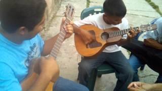 Guarico - Valle De Pascua - Venezuelan Folk Music - Killer Bandola Player