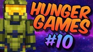 HUNGER GAMES SUR MINECRAFT ! MAP HALO ! EPISODE 10 !