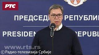 Vučić: Država će umeti da se obračuna sa nasilnicima