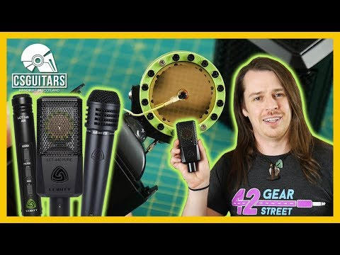 Dynamic Vs Condenser Microphones: What's The Difference? #42GSONE