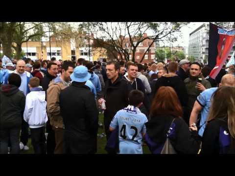 May 11, 2013 at Wembley Stadium, London, England