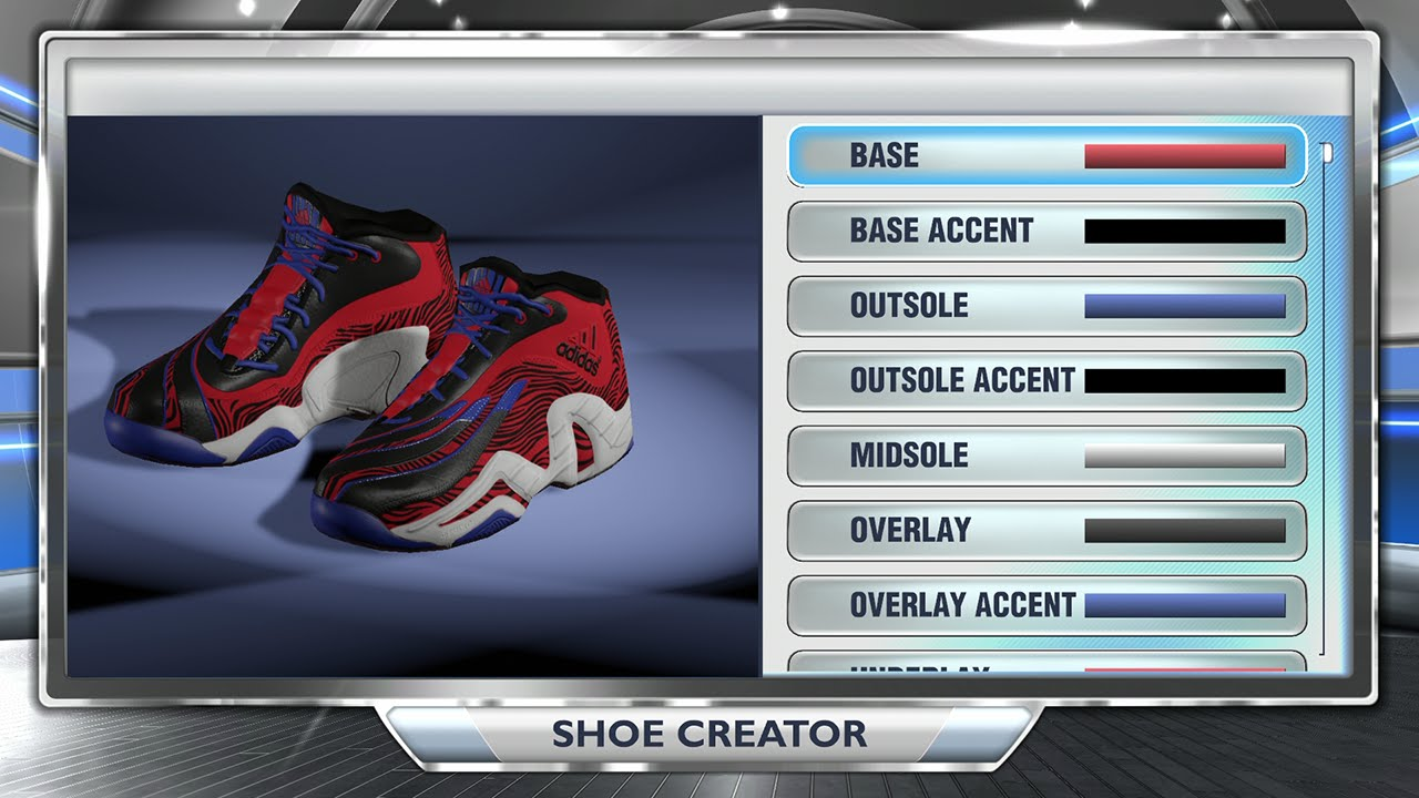 sports shoes a49cc 00dcf ... purchase nba 2k14 next gen shoes adidas damian lillard real deal rookie  of the year 82e77