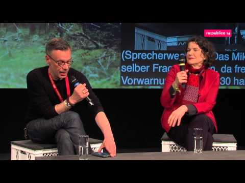 re:publica 2014 - Johnny Haeusler: Interview mit Gabriele Fischer on YouTube