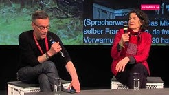 re:publica 2014 - Johnny Haeusler: Interview mit Gabriele Fischer