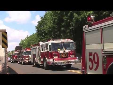 Sellersville Volunteer Fire Department, 125 anniversary