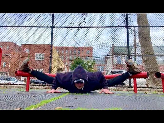 Super Stretching Motivation Training System Alex Lee