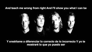 Savin Me - Nickelback (LETRA EN ESPAÑOL E INGLES)