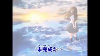 【ニコカラ】雨き声残響off vocal【キー 4】HD