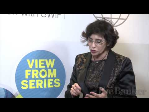 Donna Oosthuyse, director:capital markets, Johannesburg Stock Exchange - View from ARC 2015