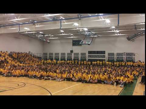 """Furnace Brook Middle School celebrates """"Knowledge is Power!"""""""