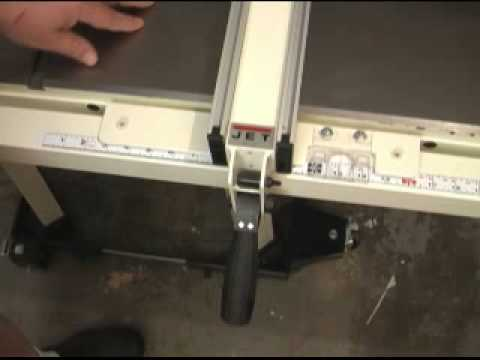 Jet proshop table saw youtube greentooth Gallery