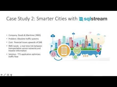 SQL Stream and Glaxosmithkline Video