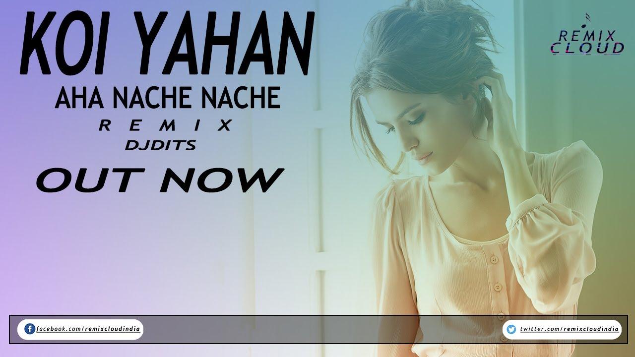 Download Disco Dancer - Koi Yahan Aha Nache Nache Koii Wahan (Remix)- Bappi Lahiri - Usha Utthup DJ Dits