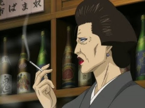 Otose See S The Best In Everyone Gintama Character Focus Episode 10 Youtube